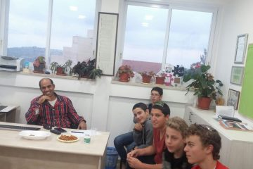 """ערב מורים-תלמידים תשע""""ח"""
